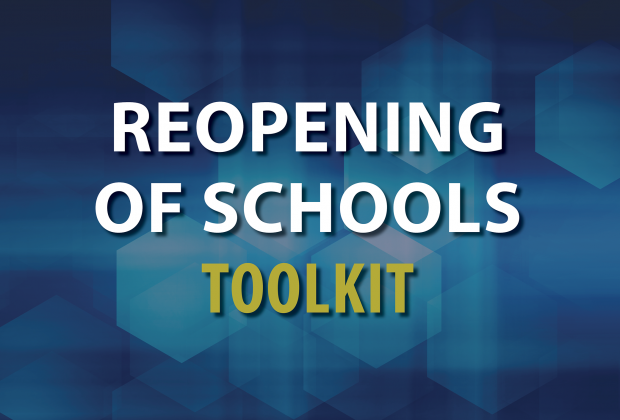 Reopening of Schools Toolkit